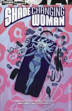 Shade The Changing Woman TPB (2019 DC) DC's Young Animals #1-1ST