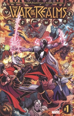 War of the Realms (2019 Marvel) #1A
