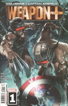 Wolverine and Captain America Weapon Plus (2019) #1A