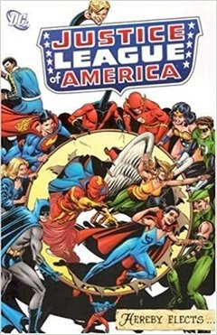 Justice League of America Hereby Elects TPB