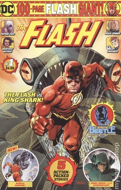Flash Giant (2019 DC) #1