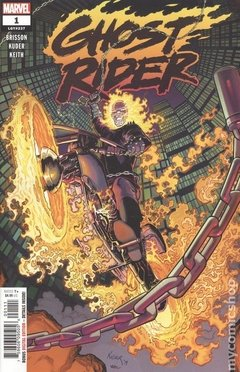 Ghost Rider (2019 Marvel) #1A