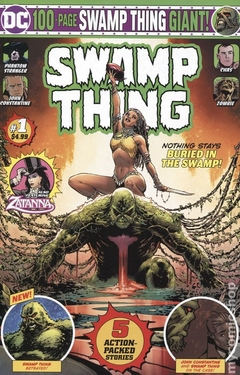 Swamp Thing Giant (2019 DC) #1