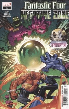 Fantastic Four Negative Zone (2019 Marvel) #1A