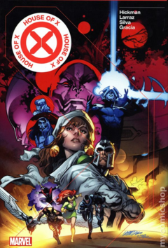 House of X/Powers of X HC (2019 Marvel) #1A-1ST