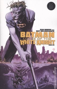 Batman Curse of the White Knight (2019) #5A