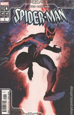 Spider-Man 2099 (2019 Marvel) #1A