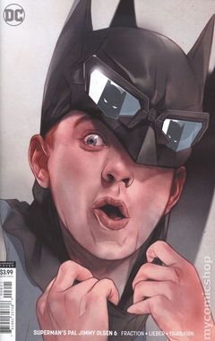 Superman's Pal Jimmy Olsen (2019) #6B