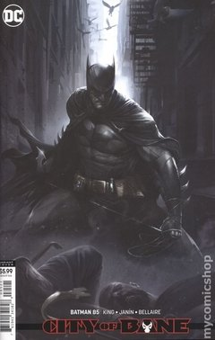 Batman (2016 3rd Series) #85B