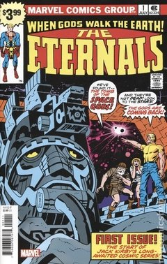 Eternals Facsimile Edition (2019 Marvel) #1