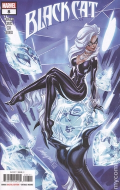 Black Cat (2019 3rd Series Marvel) #8A
