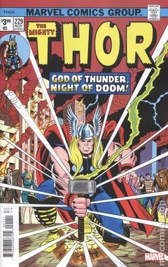 Thor Facsimile Edition (2020 Marvel) #229