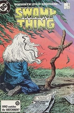 Swamp Thing (1982 2nd Series) #55