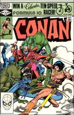 Conan the Barbarian (1970 Marvel) #130
