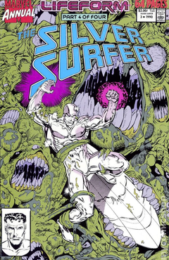 Silver Surfer (1987 2nd Series) Annual #3
