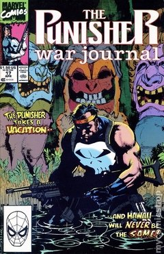 Punisher War Journal (1988 1st Series) #17