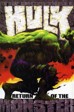 Incredible Hulk TPB (2002-2004 2nd Series Collections) By Bruce Jones #1-1ST