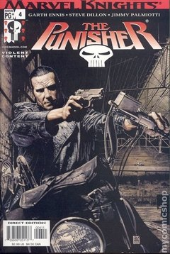 Punisher (2001 6th Series) #4
