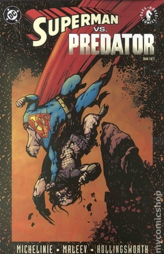 Superman vs. Predator (2000) #1