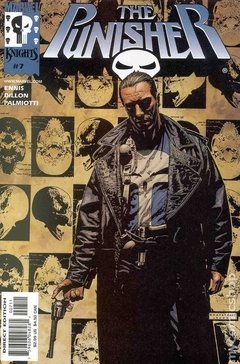 Punisher (2000 5th Series) #7