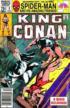 Conan the King (1980) #8