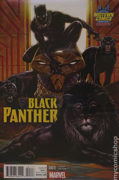 Black Panther (2016) #1MIDTOWN