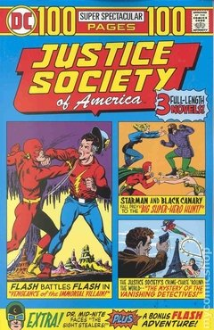Justice Society of America 100-Page Super-Spectacular