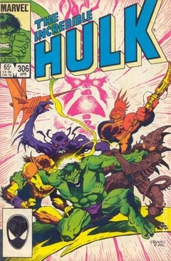 Incredible Hulk (1962-1999 1st Series) #306
