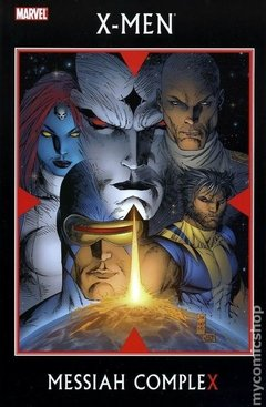X-Men Messiah Complex TPB (2008 Marvel)