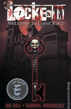 Locke and Key TPB (2009-2014 IDW) #1-1ST