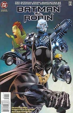 Batman and Robin (1997 Movie) #1N