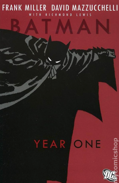 Batman Year One TPB (2005 DC) Deluxe Edition #1-1ST