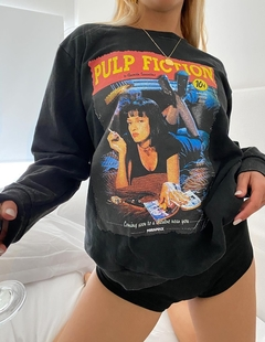 BUZO PULP FICTION - FLOR GAGLIANI