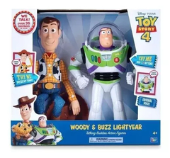 BUZZ Y WOODY TALKING