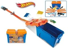 HOT WHEELS CAJA DE ACROBACIA SUR