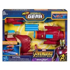 NERF ASSEMBLER GEAR IRON MAN