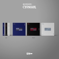 ENHYPEN - Mini Album Vol. 2 [BORDER: Carnival] - kittenkstore