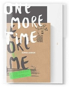 Super Junior - Special Mini Album [ONE MORE TIME] - comprar online