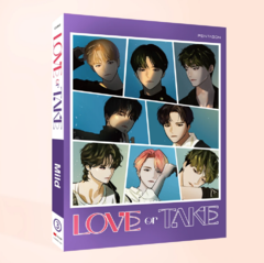 PENTAGON - Mini Album Vol. 11 [LOVE or TAKE] - loja online