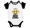 Body Raglan Para Bebe Cowboy Wild West Rodeio Rodeo Texas