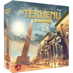 Tekhenu - Obelisco do Sol