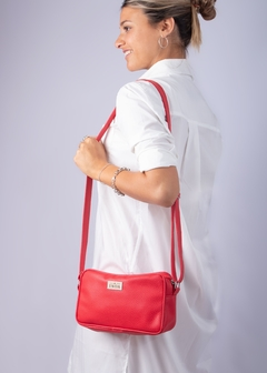 Mini Morral Rojo