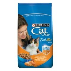 Cat Chow Mix