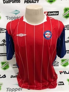 Camisa BRNO-Republica Tcheca Home