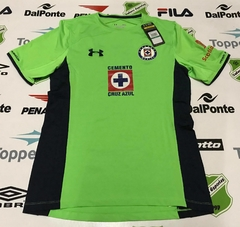 Camisa Cruz Azul- México Unif 2 Modelo Player Fit