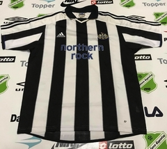 Camisa Newcastle United - Ing Home 2003/2004 (USADA)