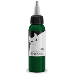 Tinta Electric Ink 60 ml - Verde Bandeira