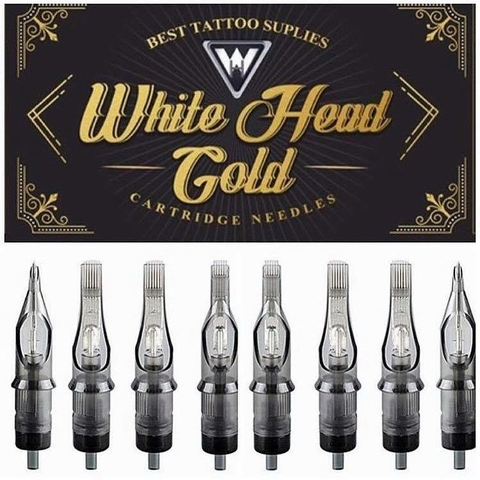 Cartucho White Head Gold - 12.13 RL und.