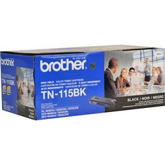 Cartucho de toner original Brother TN-115BK