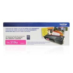 Cartucho de toner original Brother TN-319M